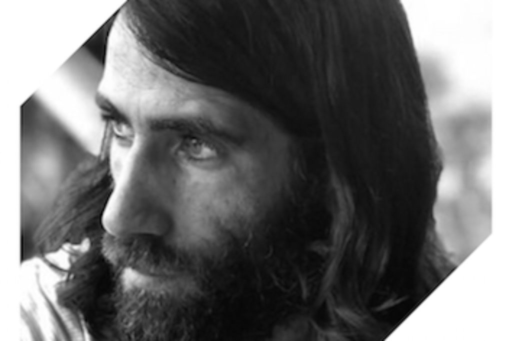 Photo of Behrouz Boochani